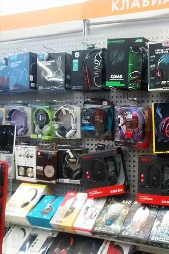 фото магазина электроники Prostoplay в Восторг