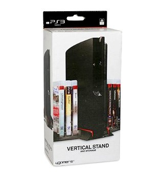 Подставка для Sony PS3 Vertical Stand and Storage