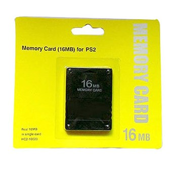 Карта памяти SONY Memory Card 16MB для PS2 (HC2-10020)