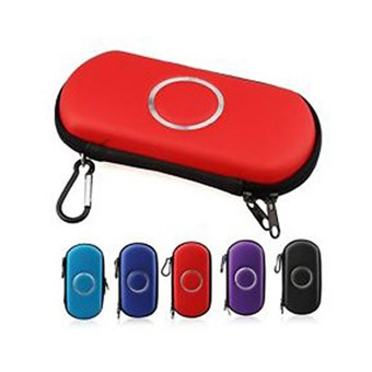PSP 2000 Ultra-slim Refined Aluminum Case (Red)