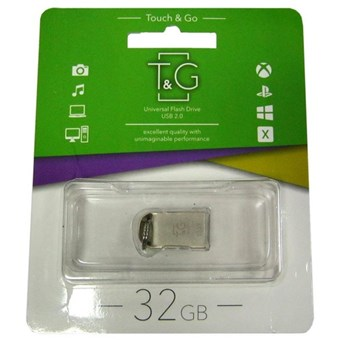 FLASH USB DRIVE T&G 107 Metal series 32GB