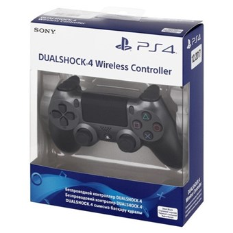 Геймпад Dualshock 4 для Sony PS4 V2 Steel Black