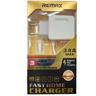 Remax RE-03 3USB + iPhone 3.4A
