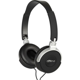 Наушники Optima HWB-001 Black + mic