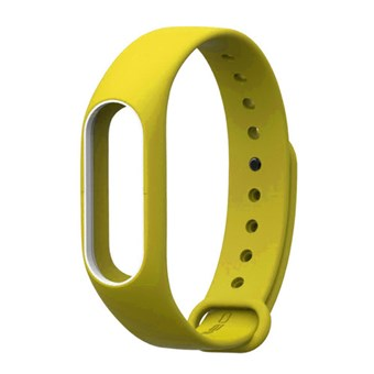 Браслет XIAOMI BAND 2 yellow