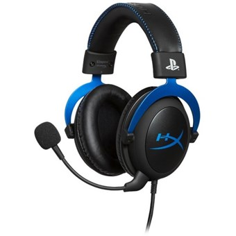 Навушники  HYPERX Cloud for PS4 Black/Blue