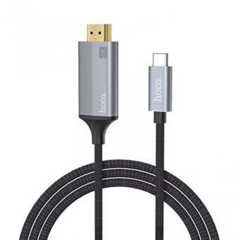 Кабель HOCO U60 Type-c to HDMI UA13 1.8m