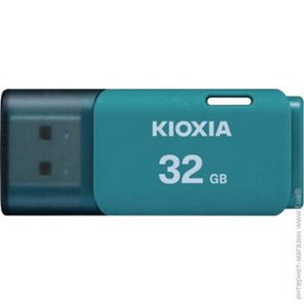 FLASH  KIOXIA U202 32GB Light Blue