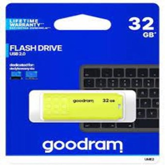 FLASH  GOODRAM 32GB UME2 yellow